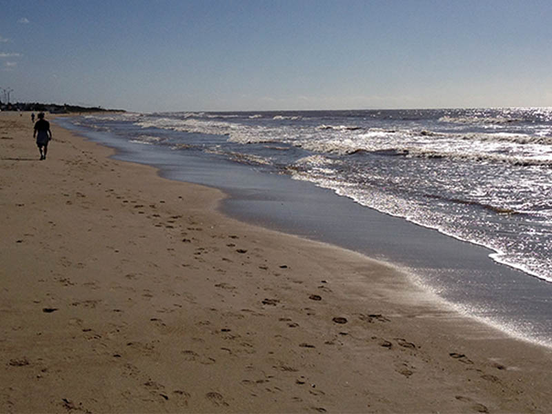 Praia de Carrasco
