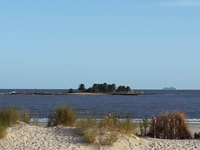 Praia de Malvín