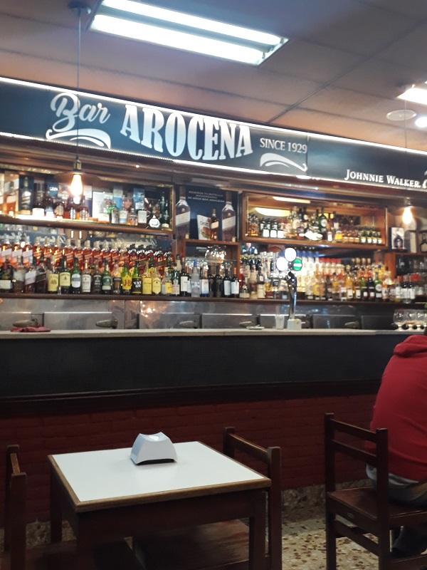 Chivito Uruguaio - Bar Arocena 2
