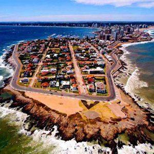 Praias do Uruguai