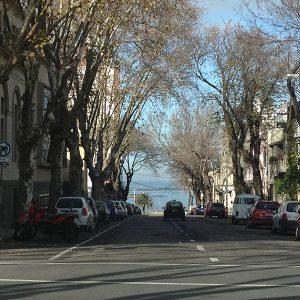 O clima em Montevidéu
