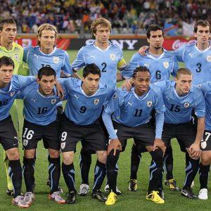 Futebol no Uruguai