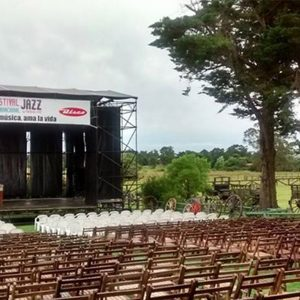 Brasileiros no Uruguai patrocina o Festival de Jazz de Punta de Este