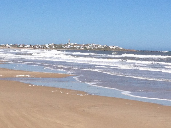 praia cabo polonio uruguai