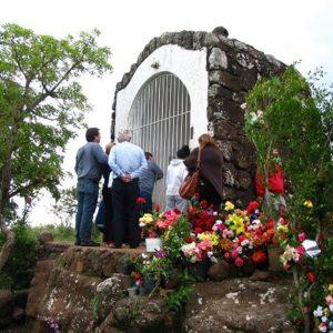 A Gruta do Padre Pio – o ponto turístico mais místico do Uruguai