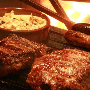 Onde comer um bom churrasco em Montevidéu