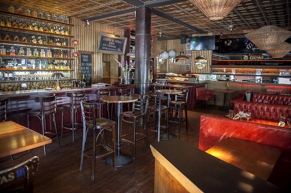 os melhores restaurantes em Montevideo - Cafe misterio
