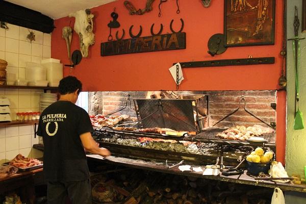 os melhores restaurantes em Montevideo - La Pulperia