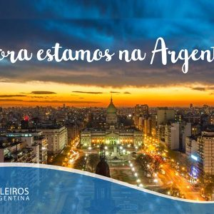Nossa nova operação na Argentina