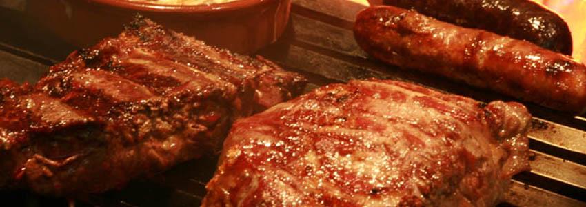 Os nomes das Carnes no Uruguai Famosas Parrillas