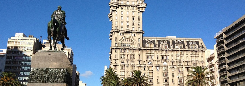 Roteiro a pé em Montevidéu Uruguai