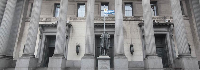 Banco de la Republica Oriental del Uruguay - Uruguai | Montevidéu