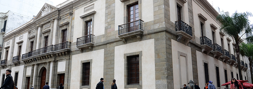 Cabildo de Montevidéu - Uruguai   Montevidéu