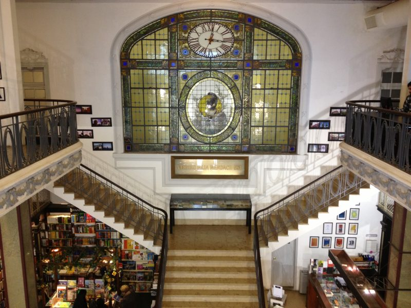 Librería Más Puro Verso – Edifício Pablo Ferrando