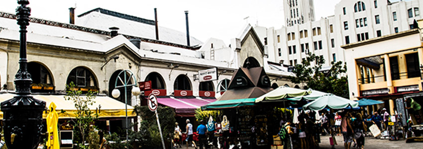 Mercado do Porto - Montevidéu | Uruguai