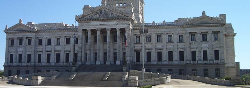 Palácio Legislativo do Uruguai - Montevidéu | Uruguai