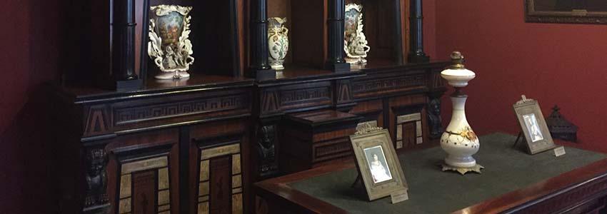 Museu Romântico Casa de António Montero - Montevidéu   Uruguai