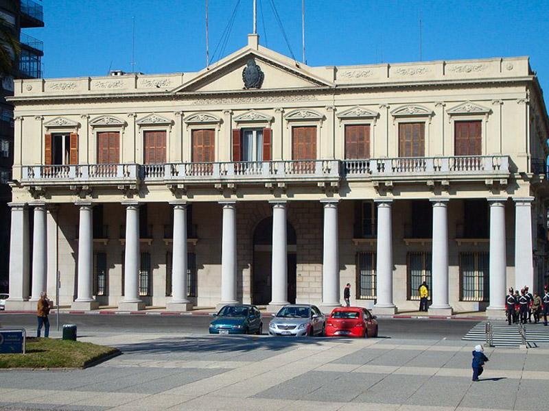 Museu da Casa do Governo – Palácio Estévez