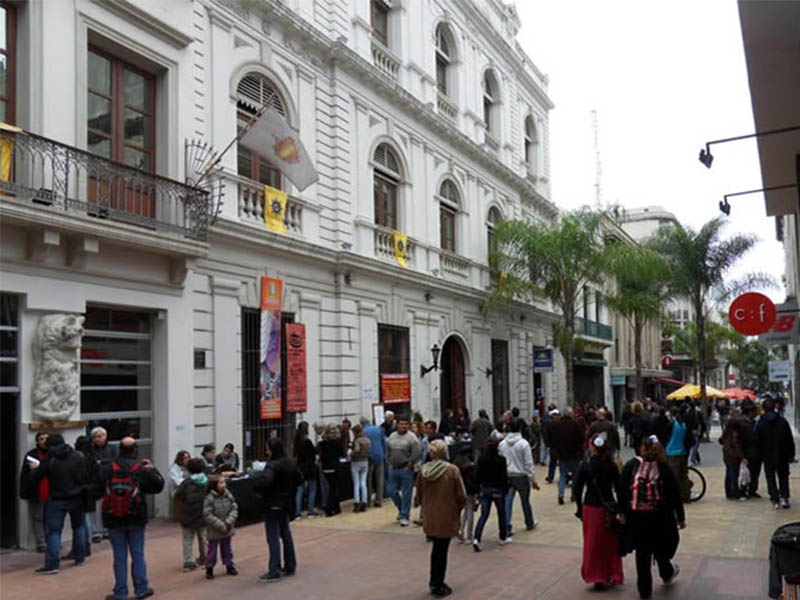 Peatonal Sarandí