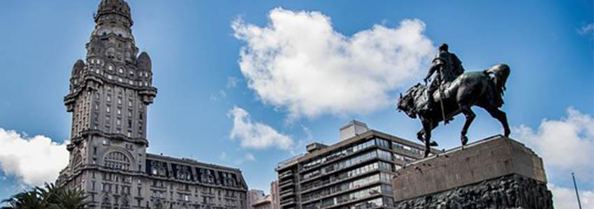 Plaza Independencia - Montevidéu | Uruguai