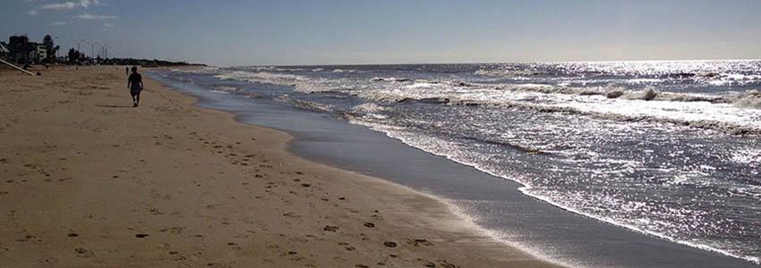 Praia de Carrasco - Montevidéu | Uruguai