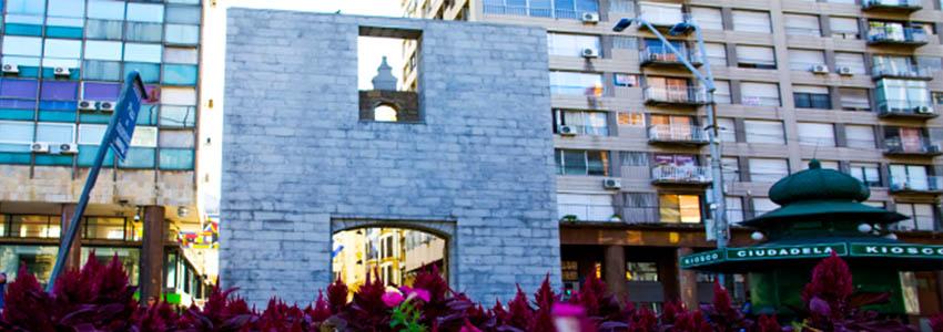 Puerta de la Ciudadela - Montevidéu | Uruguai