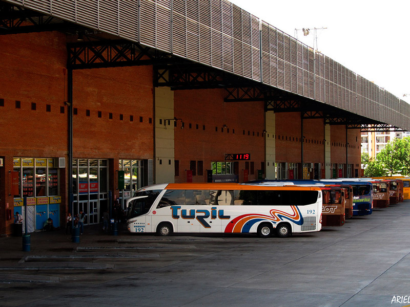 Tres Cruces – Terminal Rodoviario
