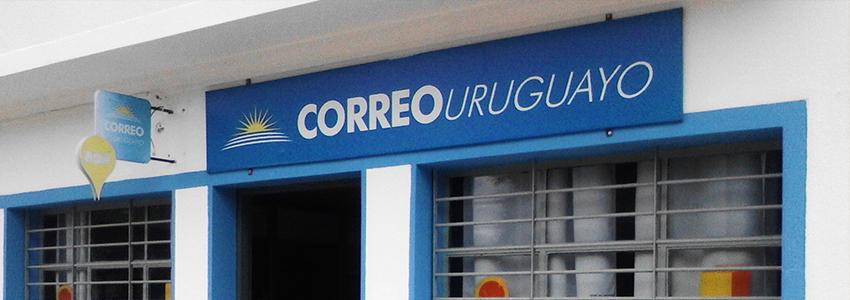 Correios na Região das Termas | Uruguai
