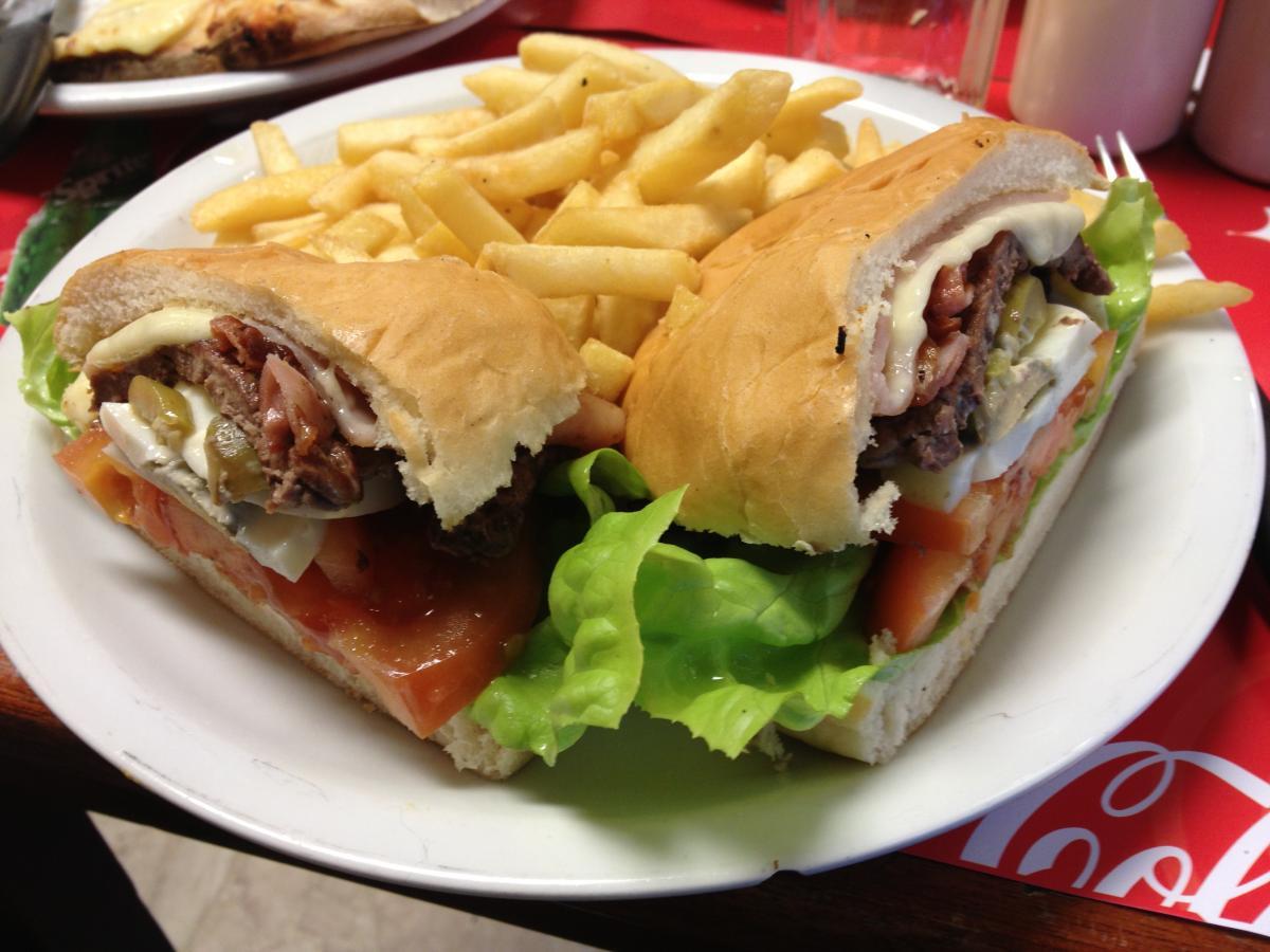 Gastronomia no Uruguai Pratos Típicos