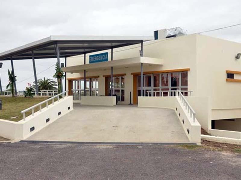 Hospitais de Rocha