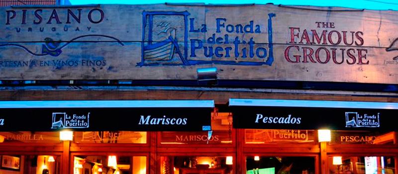 La Fonda Del Puertito Restaurante Montevidéu | Uruguai