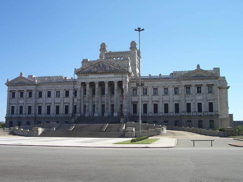 Palácio Legislativo do Uruguai