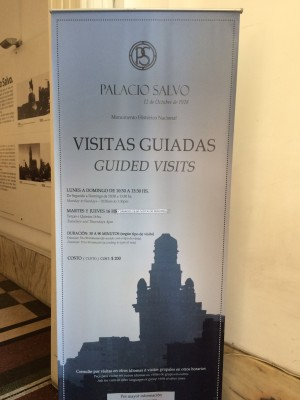 Palácio Salvo em Montevideo: Visita Guiada
