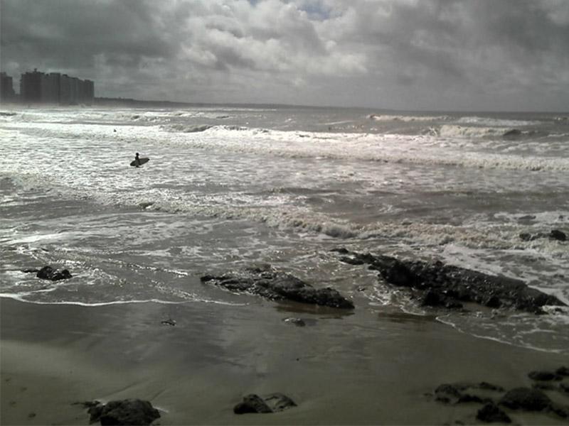 Praia Brava de Punta del Este