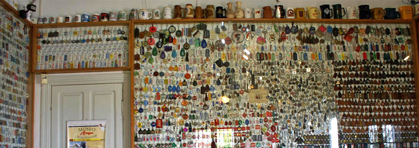 Museu de Coleções Arenas - Colônia do Sacramento | Uruguai