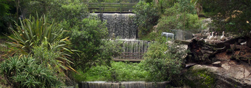 Parque de La Cascada - Maldonado | Uruguai