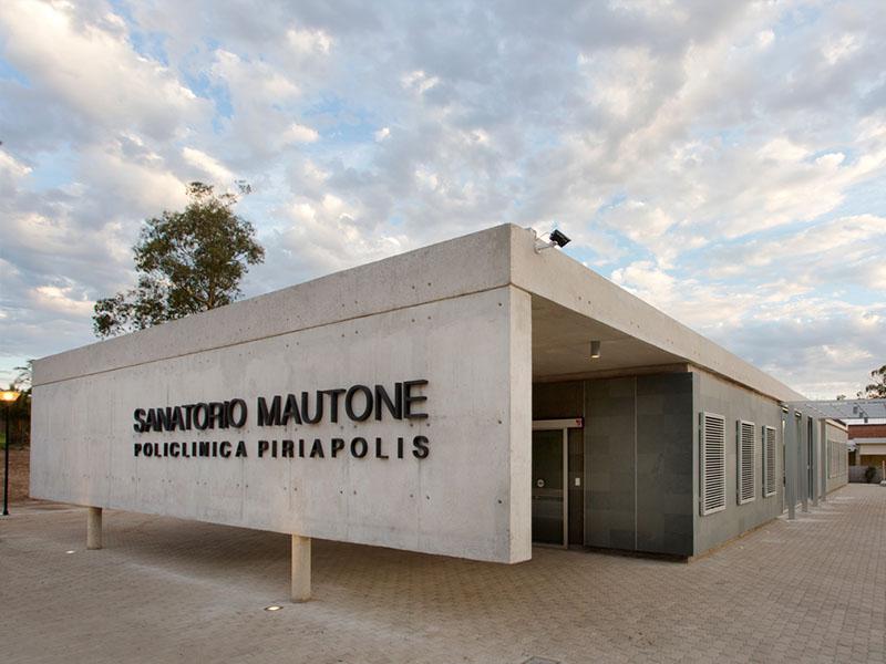 Policlínica Piriápolis Mautone