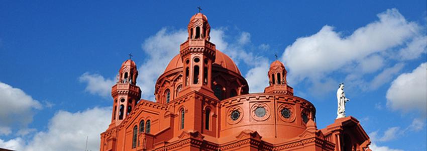 Santuario Nacional del Sagrado Corazón de Jesús - Montevidéu | Uruguai