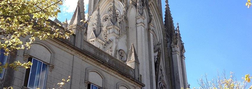 Igreja das Carmelitas - Montevidéu | Uruguai