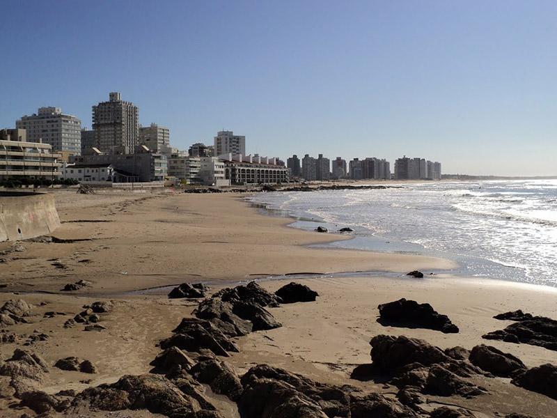 Praia El Emir - Punta Del Este | Uruguai