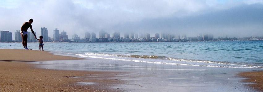 Praia Mansa - Punta Del Este   Uruguai