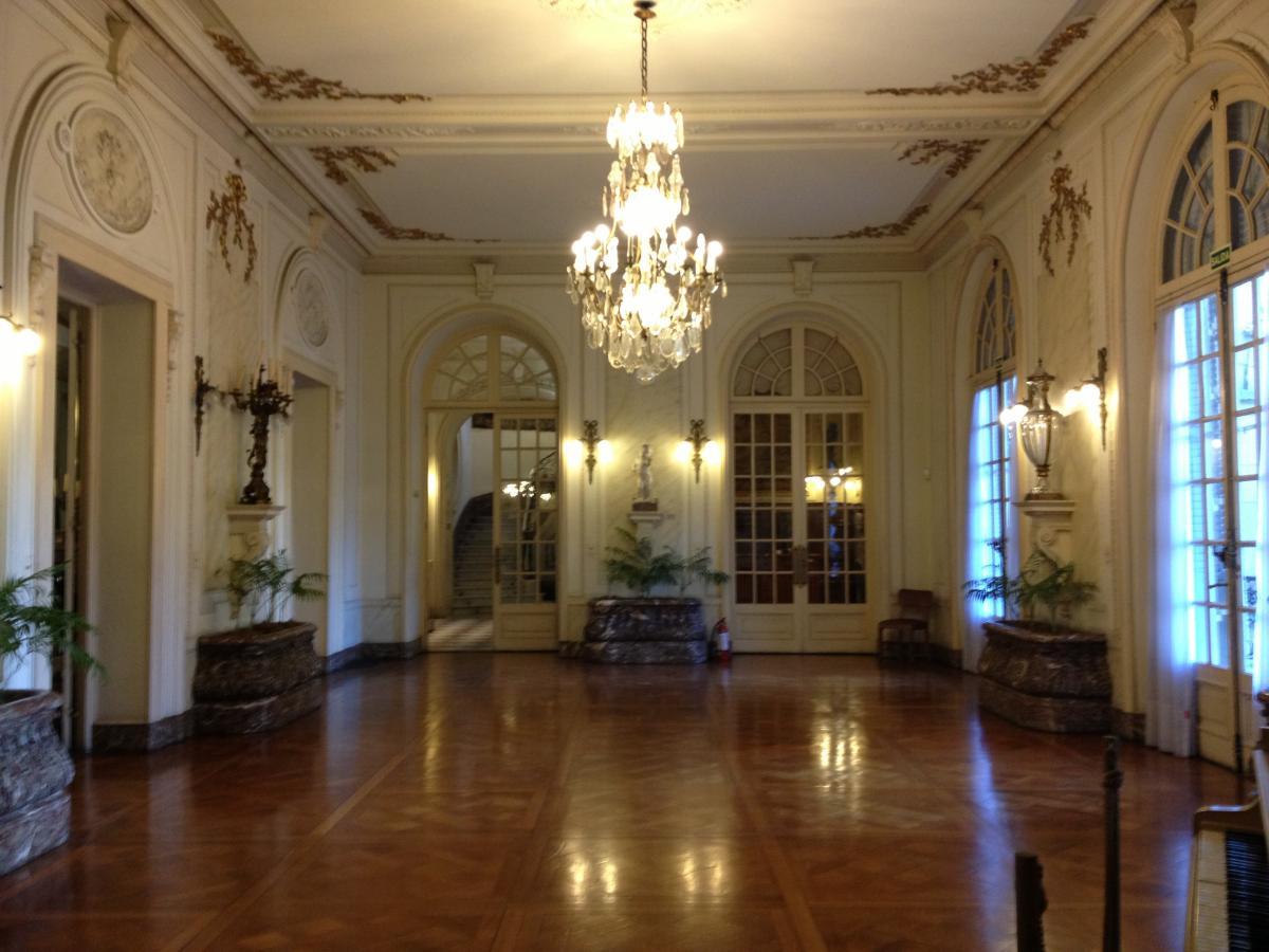 Palacio Taranco | Uruguai