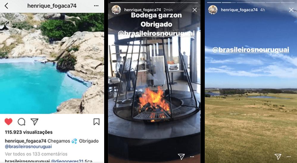 Viagem do Chef Henrique Fogaça ao Uruguai 12