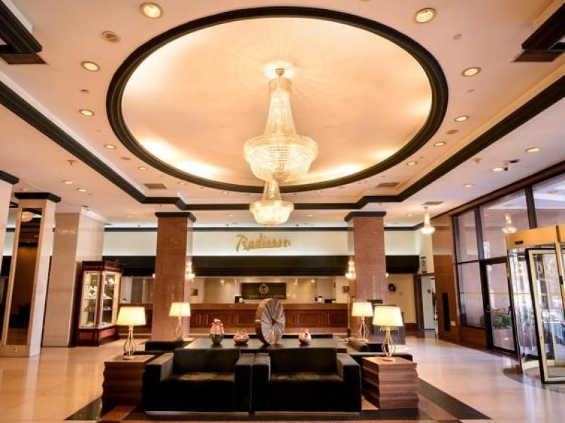 Radisson Victoria Plaza - Hotéis em Montevidéu - Uruguai
