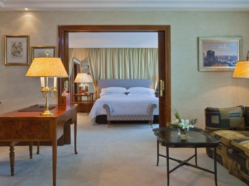Hotel em Montevidéu - Sheraton - Uruguai