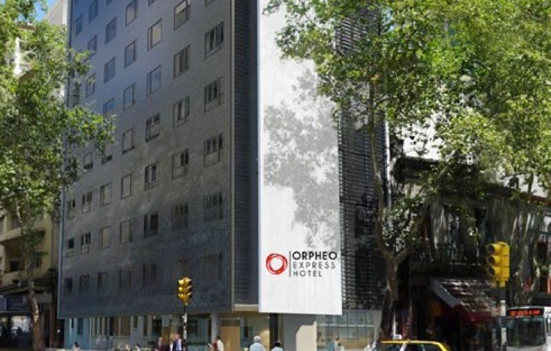 Hotel Orpheo Express - Hotéis em Montevidéu - Uruguai