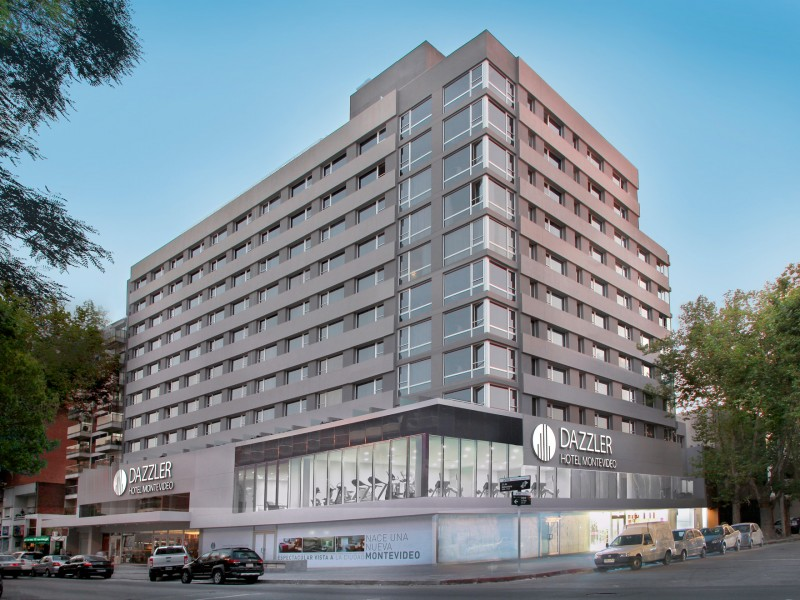 Dazzler Montevideo - Hotéis em Montevidéu - Uruguai