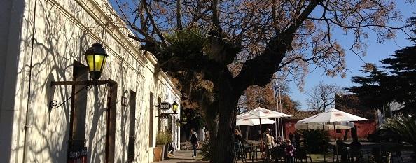 pontos turísticos em Colonia del Sacramento