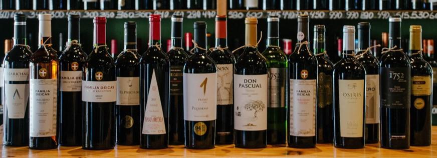 Vinicolas no Uruguai Boca Negra Loja de Vinhos Wine bar