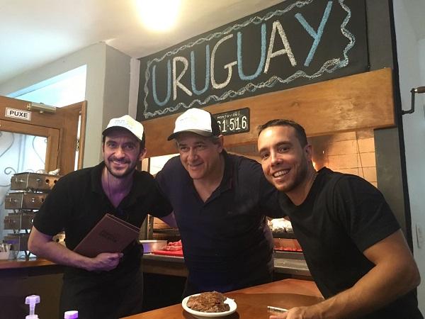 Fuego Celeste – Restaurante Uruguaio em São Paulo